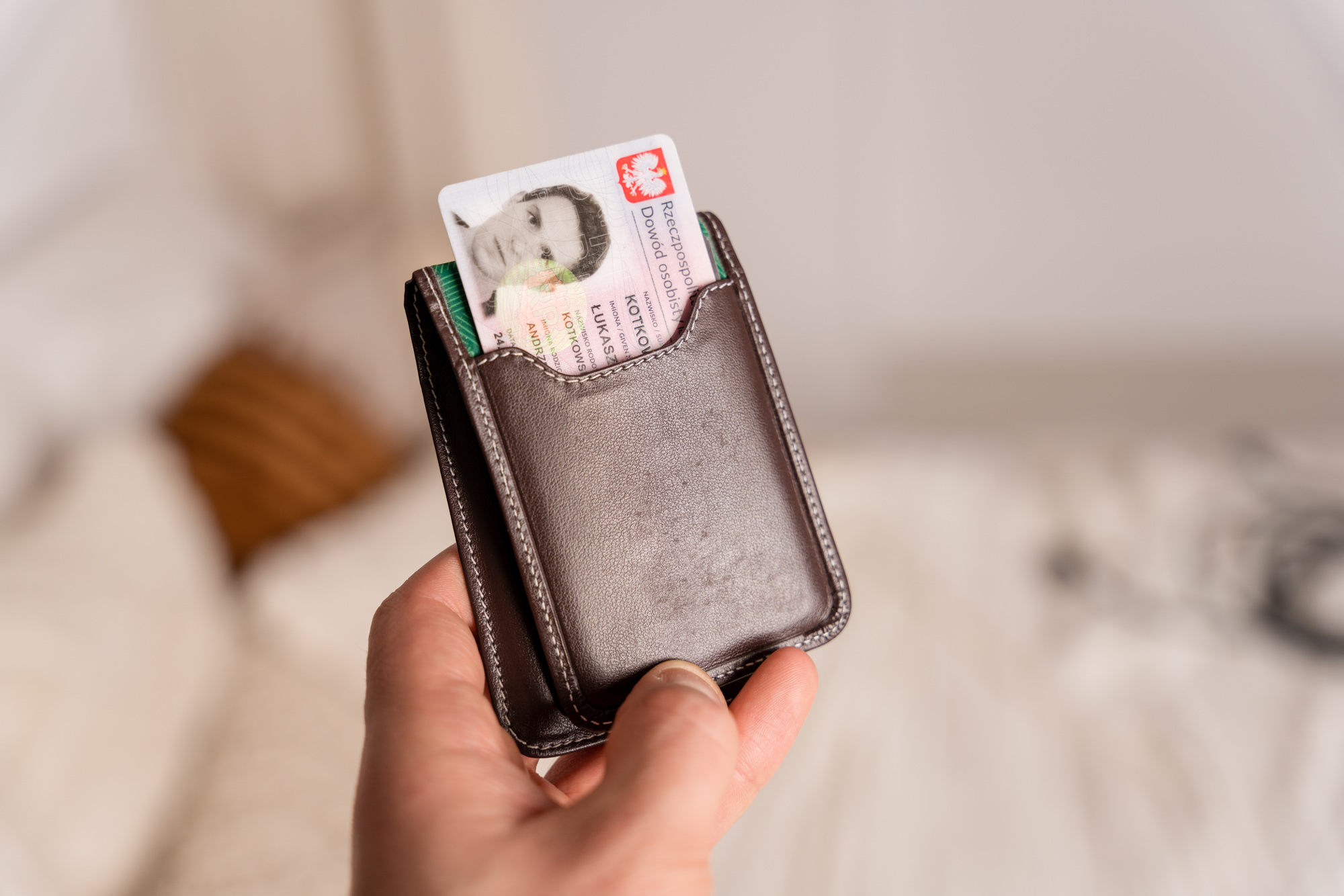 Manumi Card Holder opinie