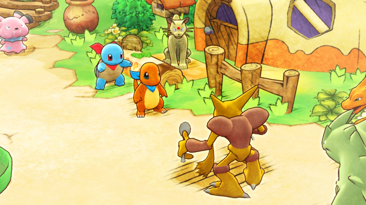 pokemon mystery dungeon dx release