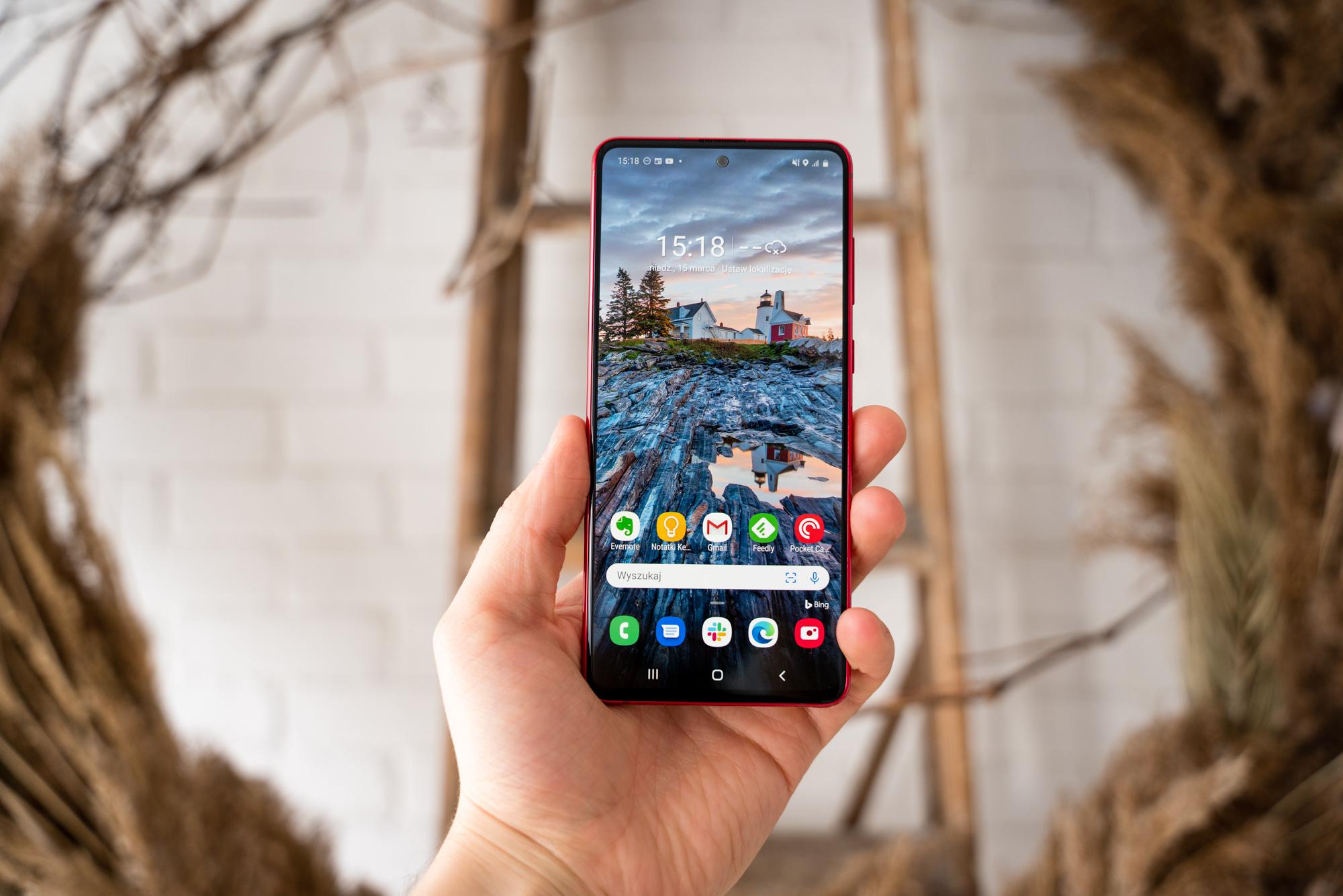 Galaxy Note 10 Lite opinie