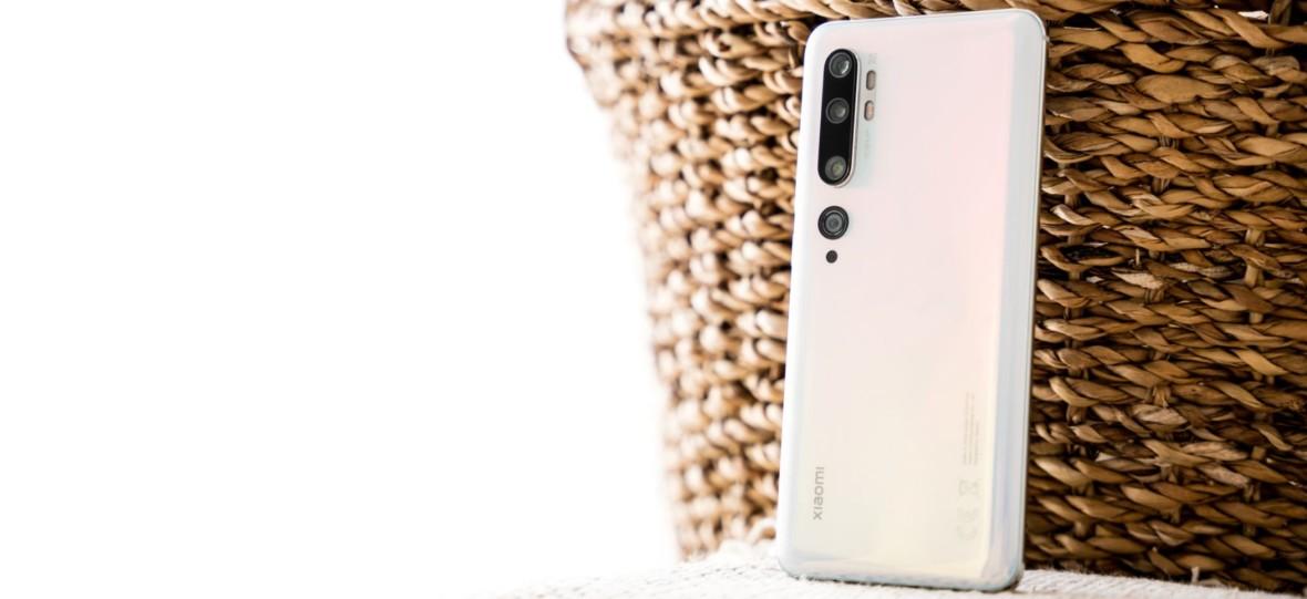 Prawdopodobnie najlepszy smartfon za ok. 2000 zł. Xiaomi Mi Note 10 – recenzja
