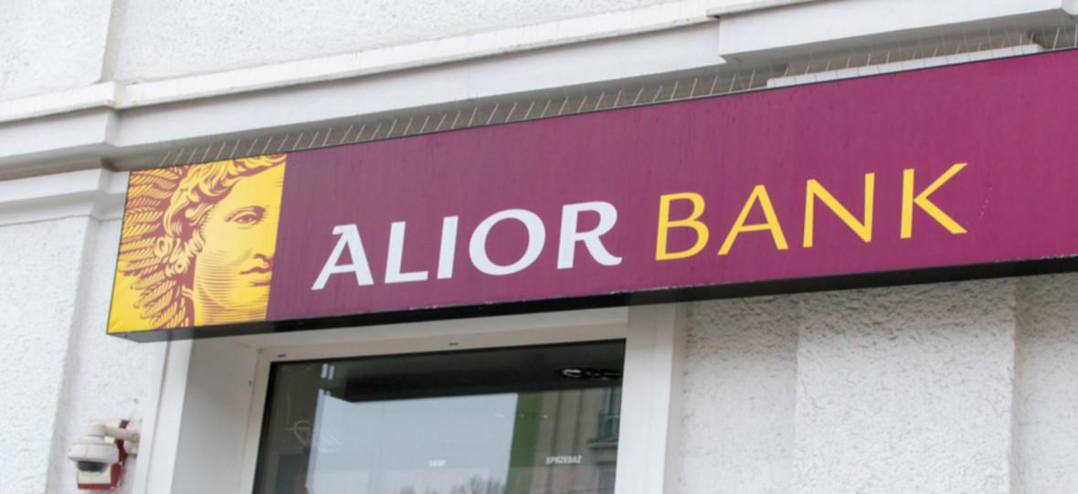 Alior Bank kupuje namioty barierowe, które skutecznie izolują przed koronawirusem