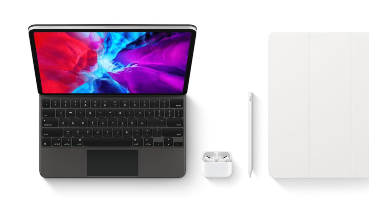 Oto nowy iPad Pro. Ma klawiaturę z gładzikiem i Apple mówi, że zastąpi twój komputer