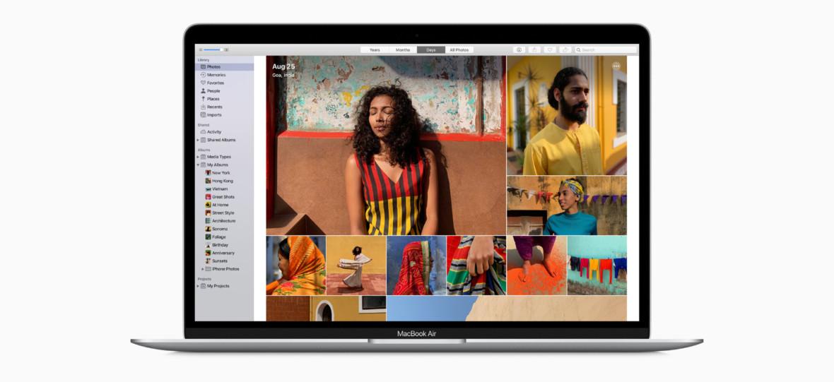Oto nowy MacBook Air. Nowy procesor, nowa klawiatura i dwukrotnie więcej pamięci w standardzie
