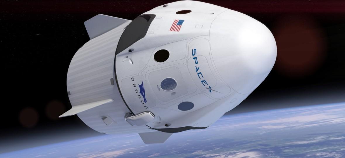 SpaceX planuje pierwszy załogowy lot. Crew Dragon poleci na ISS w maju