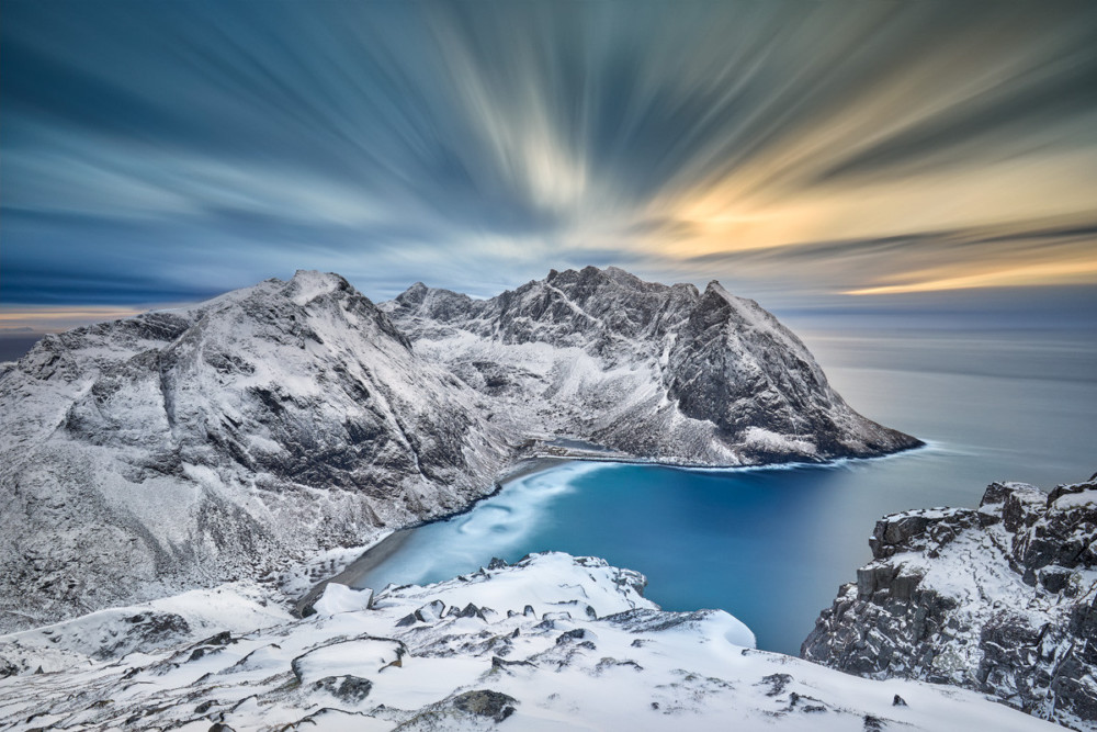 Fot. Rafał Nebelski, Lofoty, Norwegia