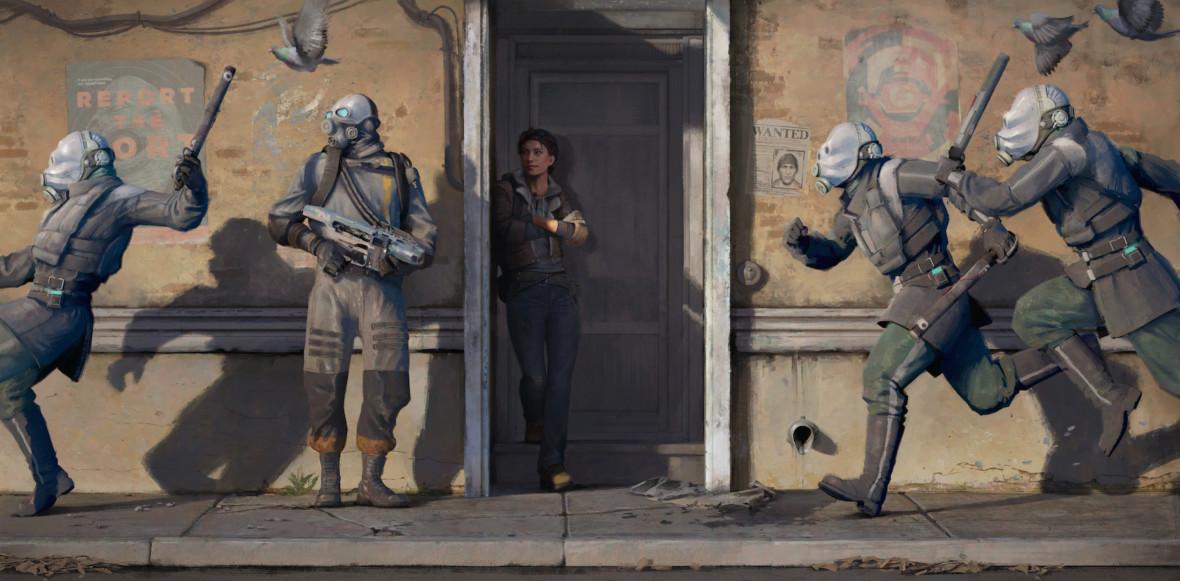 Obiecali walkę z kosmitami, a zbierałem śmieci. Half-Life: Alyx – recenzja