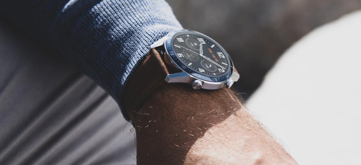 Twoja siłownia została zamknięta? Idź pobiegać z zegarkiem Huawei Watch GT 2