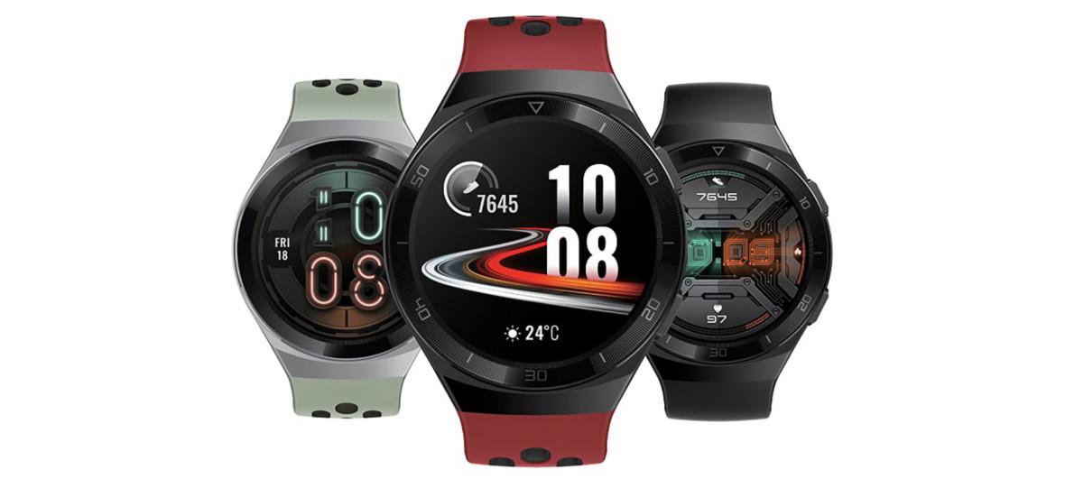 Huawei Watch GT 2e oficjalnie. 100 trybów sportowych i świetny zestaw na start