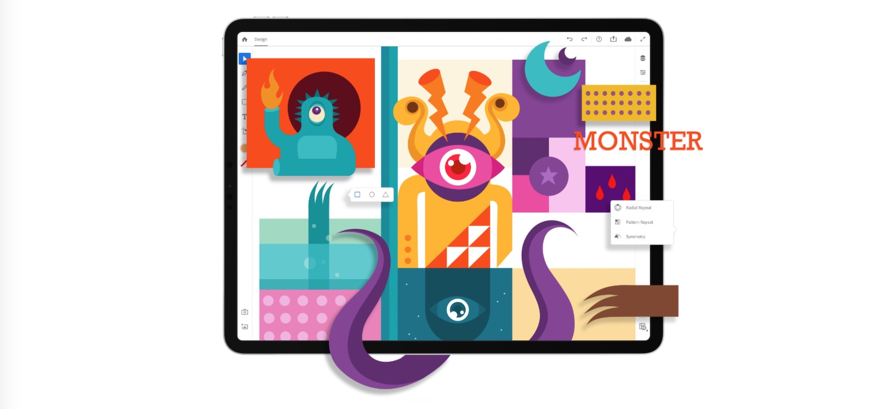 Not just Photoshop. Adobe launches the beta of Illustrator for iPad