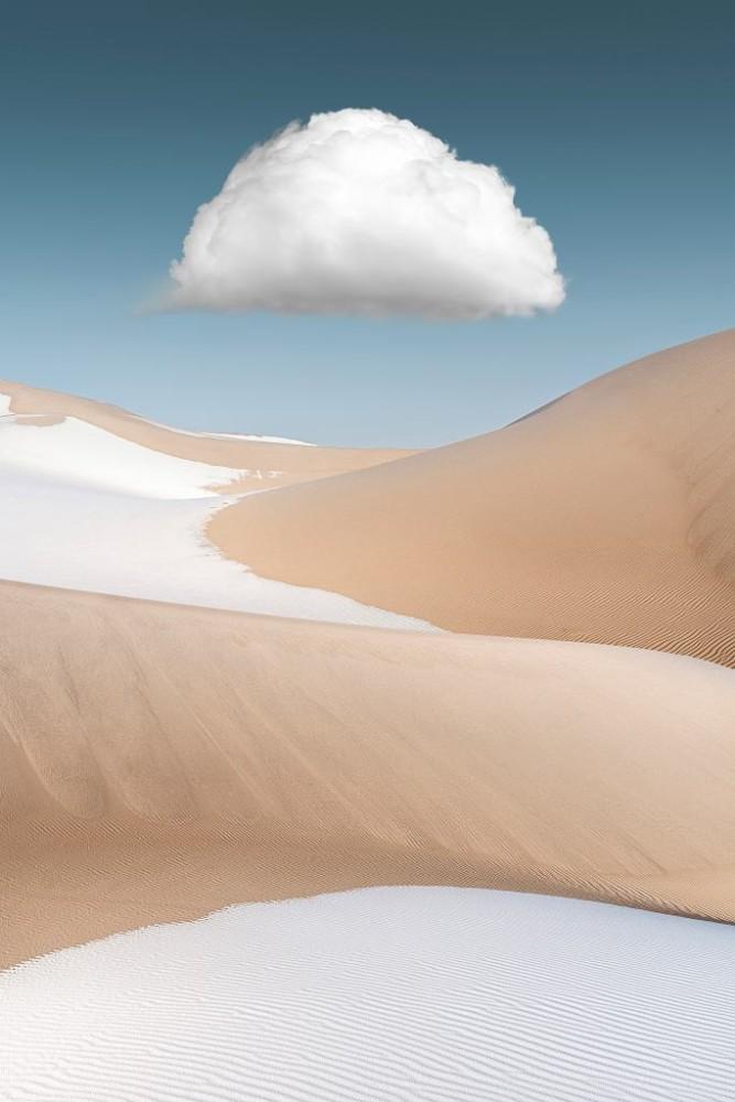 Fot. 光 杨 (Yang Guang), pustyniaBadain Jaran, Chiny | 2. miejsce
