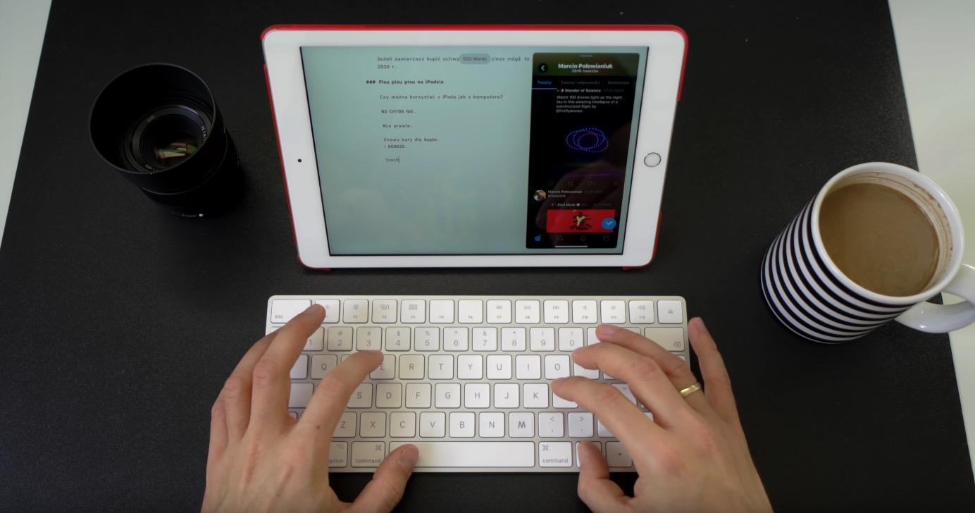 ipad - pisanie