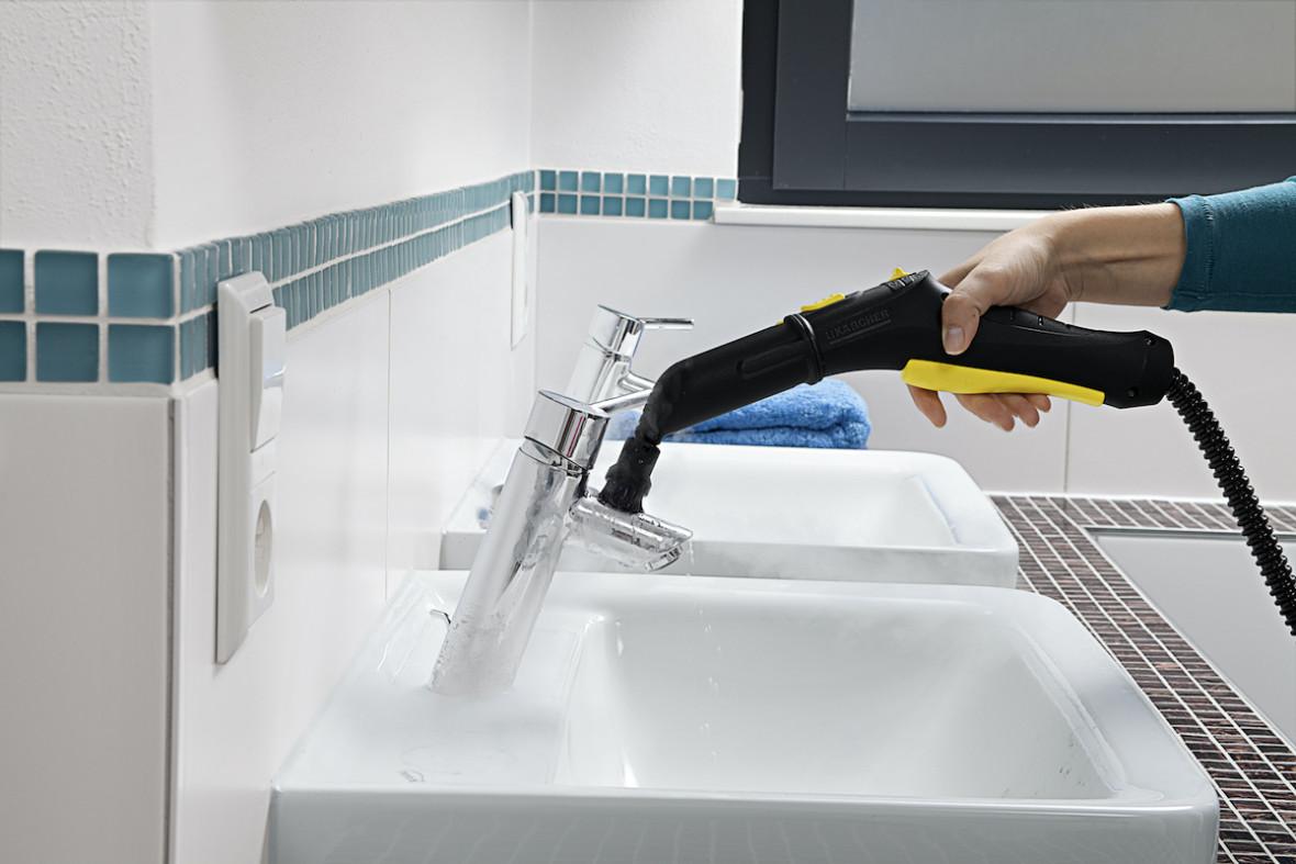 Chcesz wyeliminować 99,99% bakterii w domu i zadbać o higienę? Parownica Kärcher będzie jak znalazł