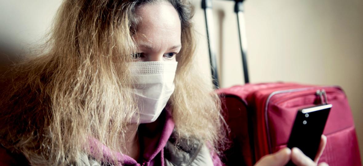 Koronawirus w aplikacji mObywatel — rząd radzi, jak chronić się przed COVID-19
