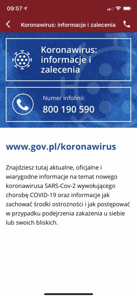 koronawirus sars-cov-2 covid-19 mobywatel 2