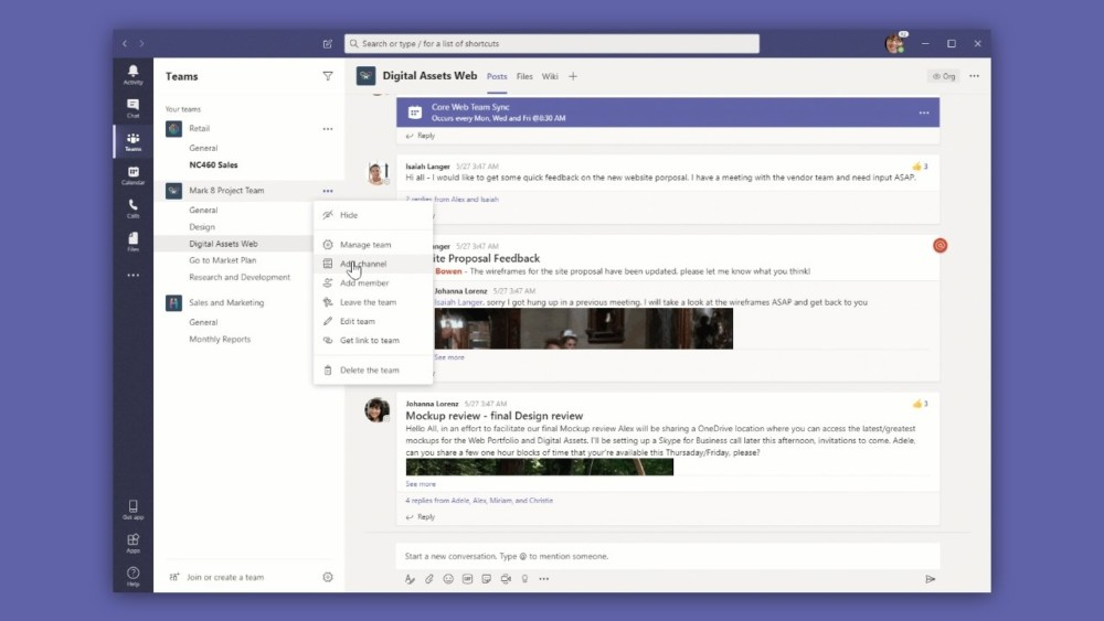 microsoft teams google meet za darmo