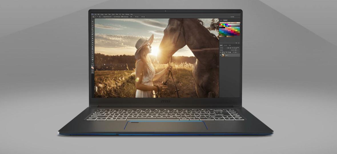 Jeśli nie MacBook Pro 16, to co? MSI Prestige 15 jawi się jako świetna alternatywa, zarówno na #HomeOffice, jak i po nim