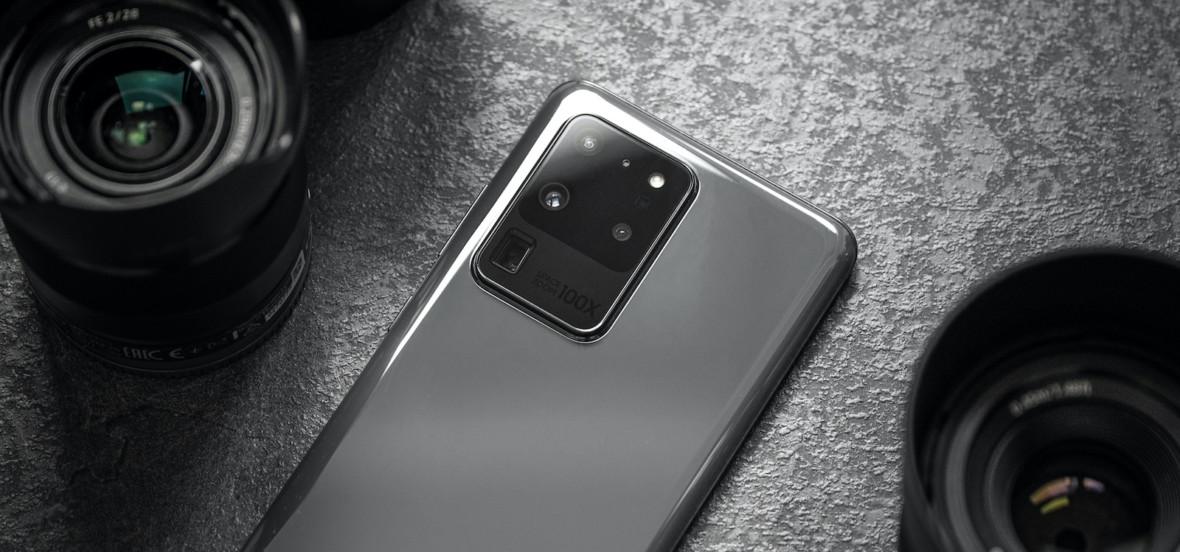 """Jak działa zoom w Galaxy S20 Ultra? Dla Samsunga jest tak ważny, że na obudowie napisał """"100x"""" [ZDJĘCIA]"""