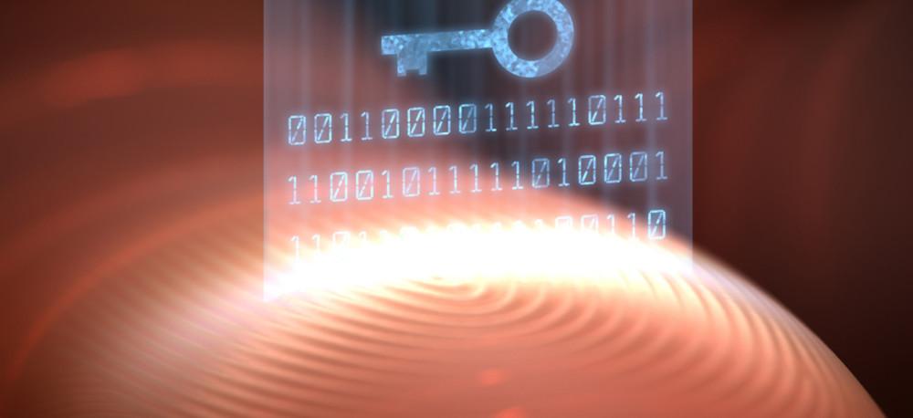 skaner odciskow palcow czytnik linii papilarnych w ekranie