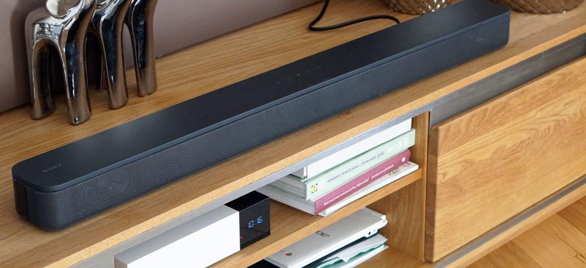 Kupujesz swój pierwszy soundbar? Sony HT-S350 to świetna propozycja – recenzja