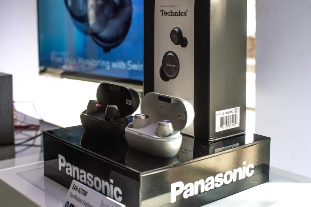 technics true wireless