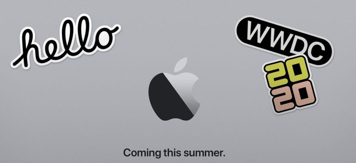 WWDC 2020 nie zostanie odwołane. Konferencja Apple'a przeniesie się w całości do internetu