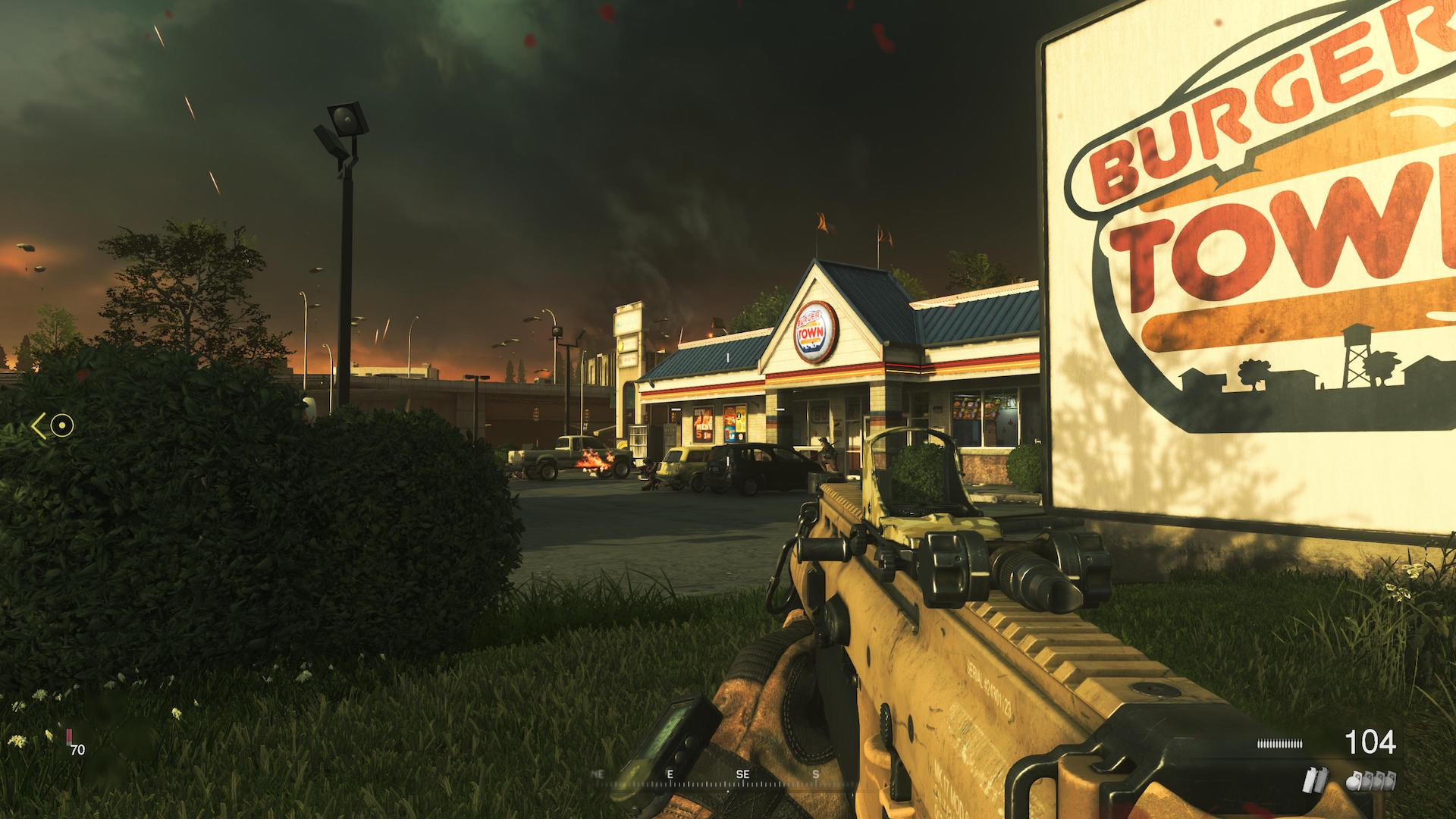 Call of Duty Modern Warfare 2 Campaign Remastered recenzja ps4 screenshot