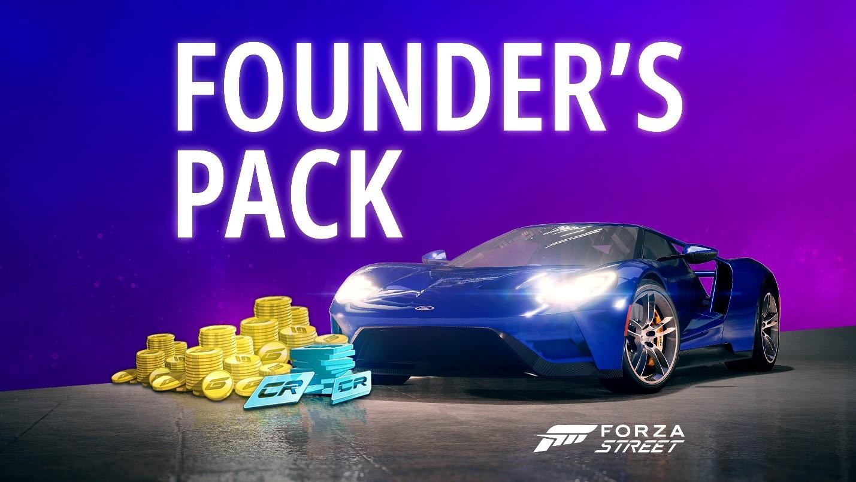 Forza Founder Inline