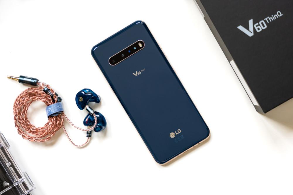 LG V60 cena opinie