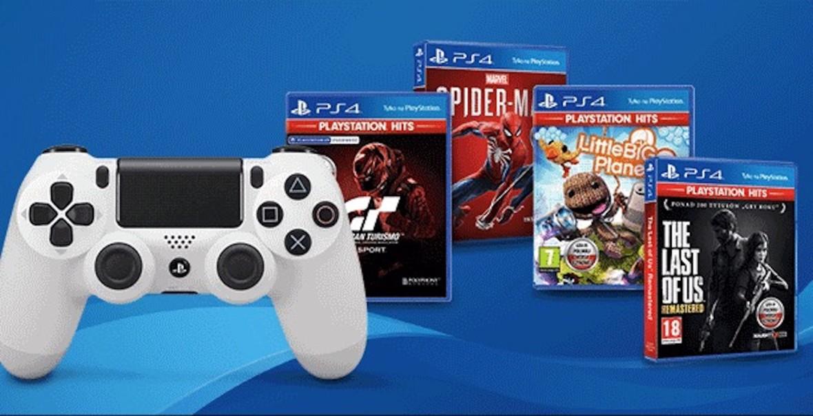 Dobra promocja w MediaMarkt: kup kontroler DualShock 4, a grę na wyłączność dla PS4 dostaniesz za 1 zł