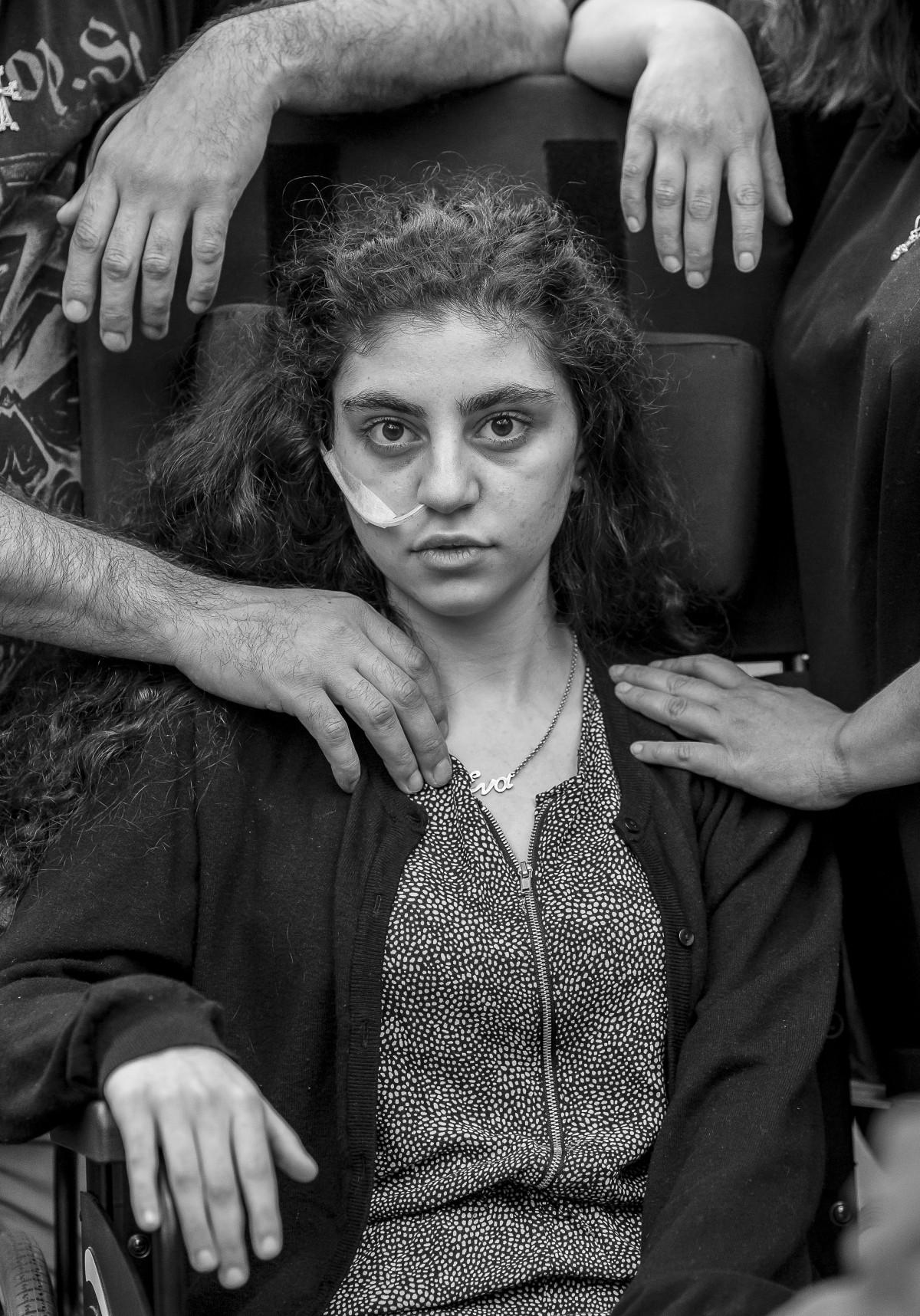 """Fot. Tomasz Kaczor / Gazeta Wyborcza, """"Awakening"""", 1. miejsce w kategorii Portret / World Press Photo 2020"""