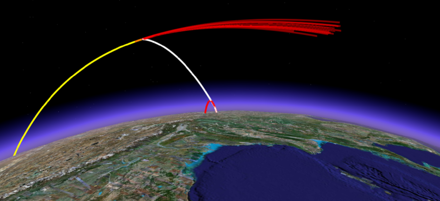 Russia is testing a satellite shooting system