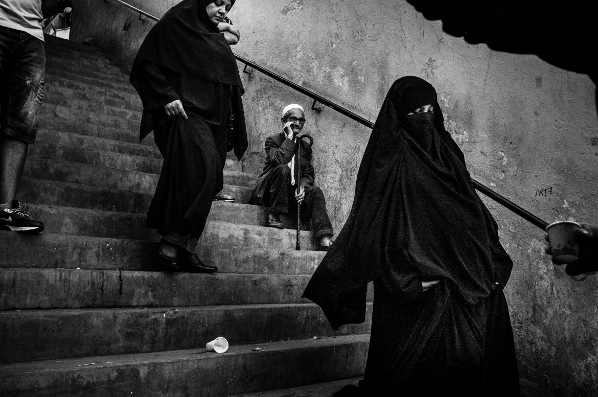 """Fot. Romain Laurendeau, """"Kho, the Genesis of a Revolt"""", World Press Photo Story of the Year 2020"""