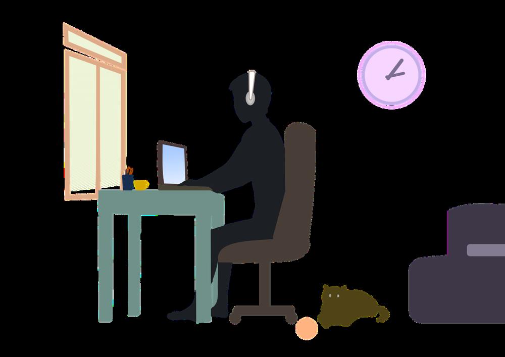 epidemia praca zdalna
