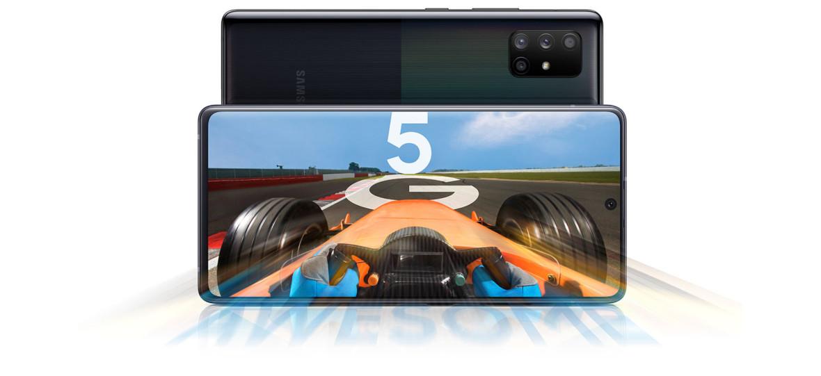 Debiutuje Samsung Galaxy A71 5G i Galaxy A51 5G – nowa generacja sieci dla masowego klienta