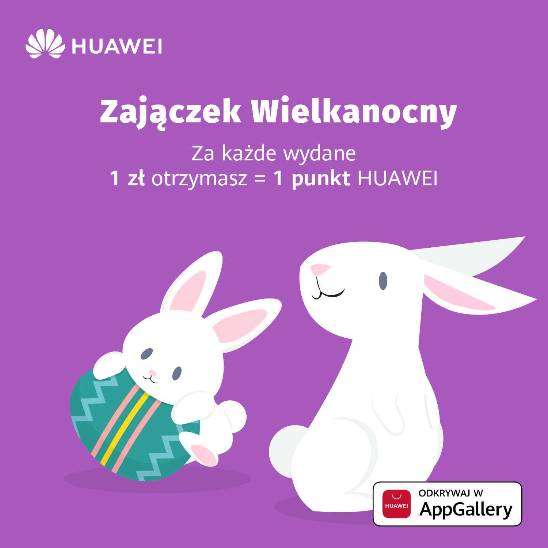 huawei appgallery promocja punkty