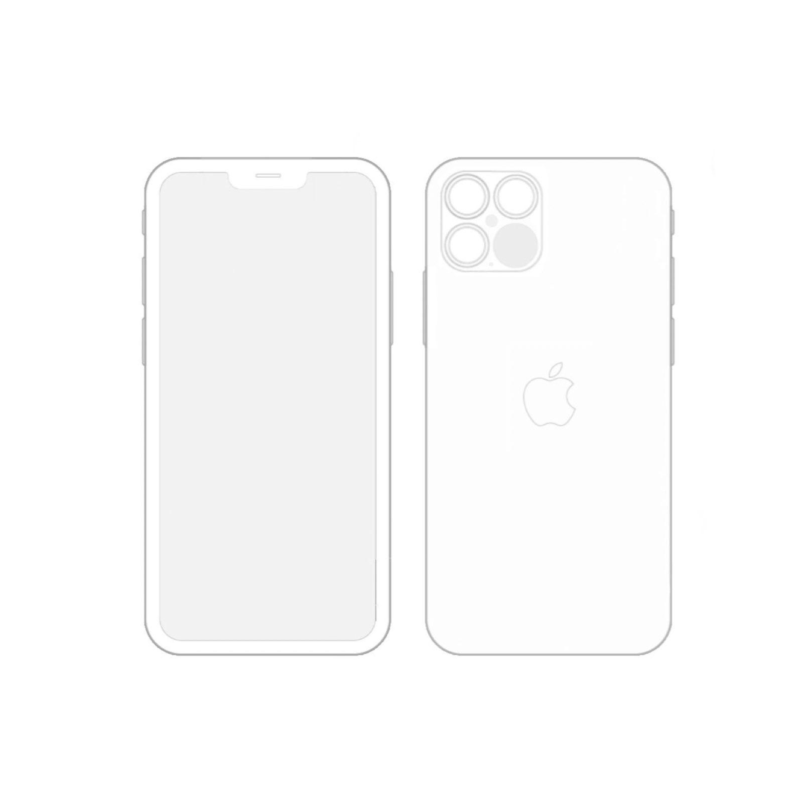 A jednak mniejszy notch? Kod iOS 14 zdradza kolejne szczegóły o nowym iPhonie