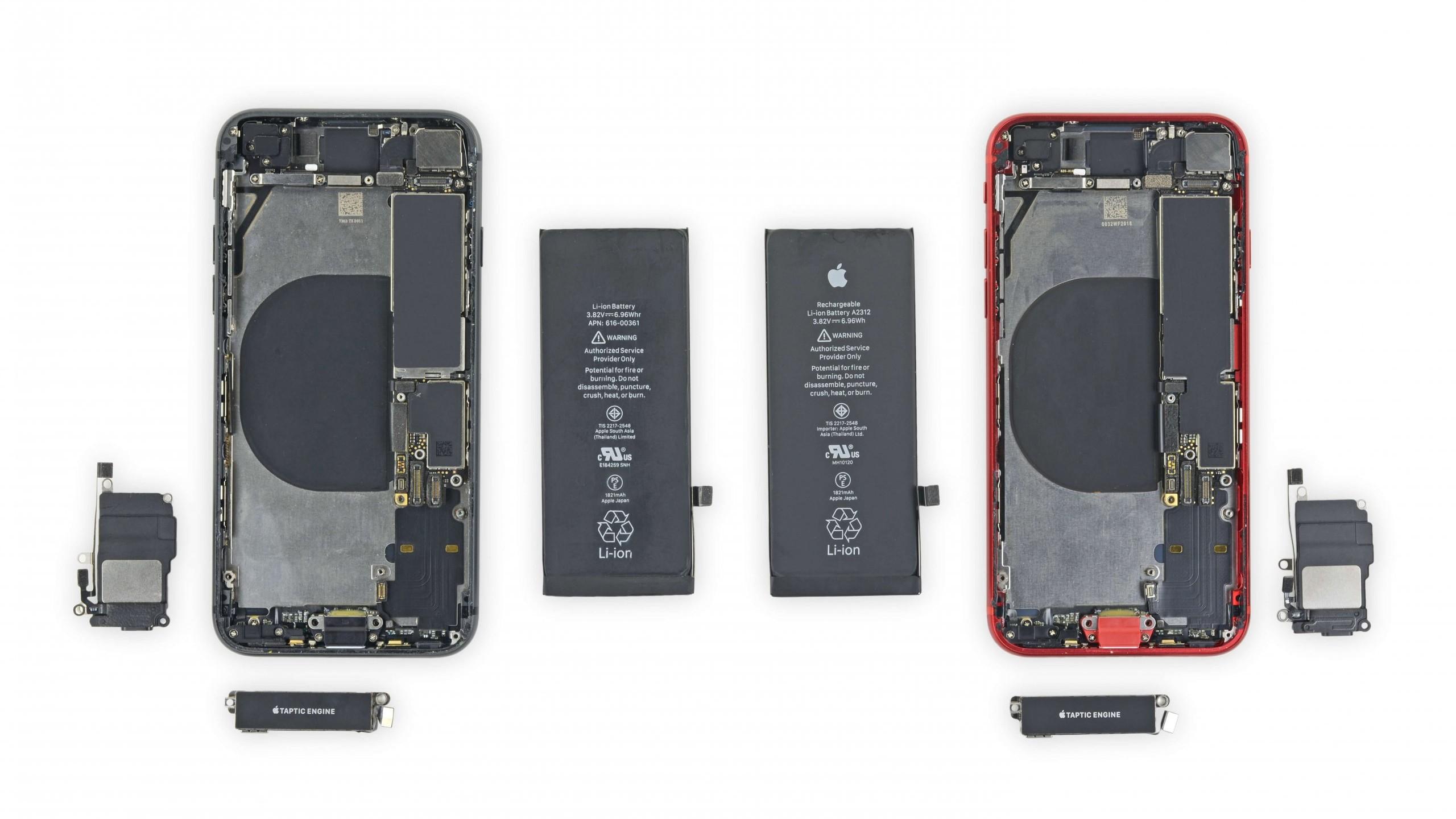 iphone SE 2020 iFixit