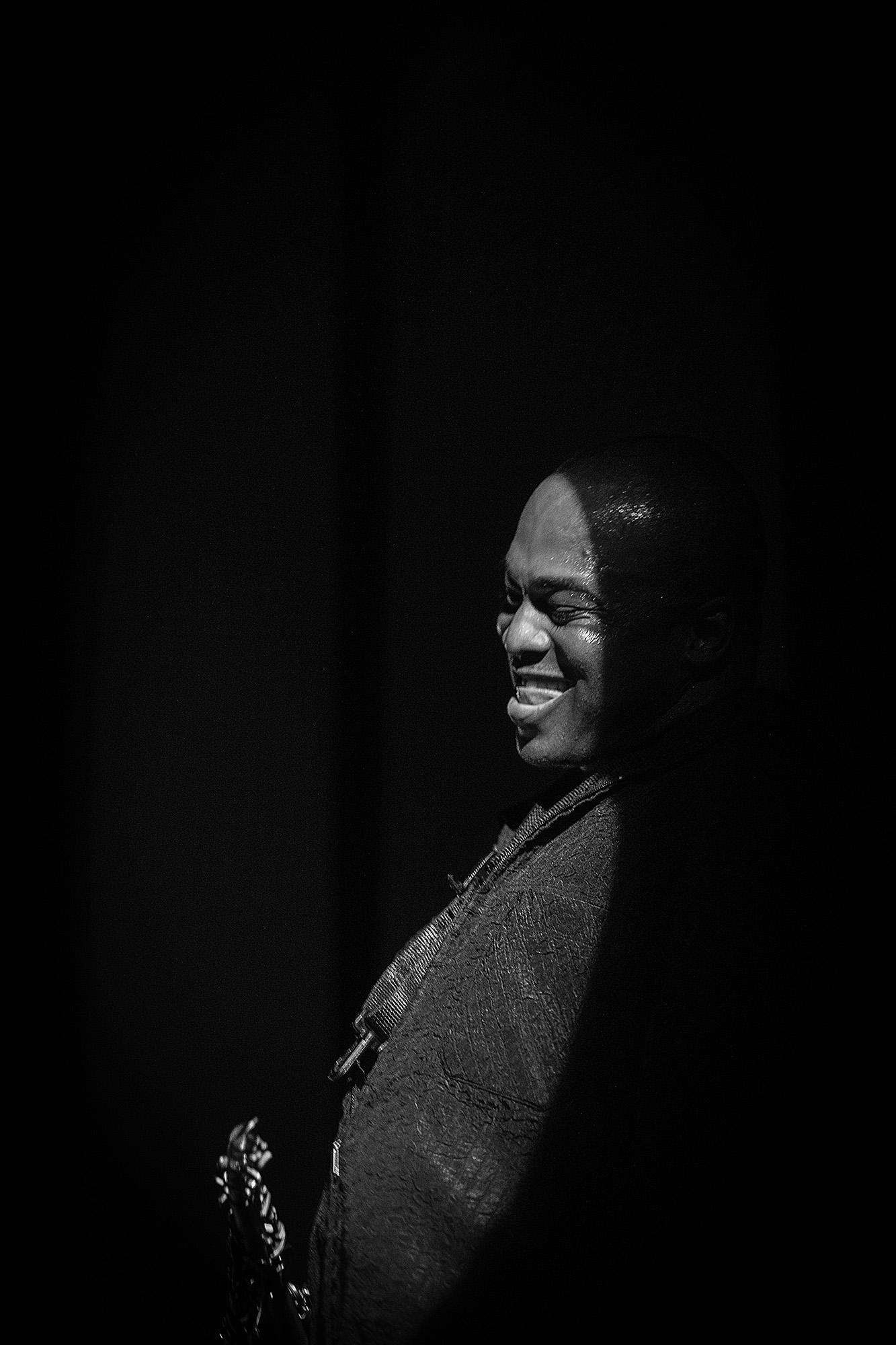 James Carter, sax, fot. Mariusz Buczma