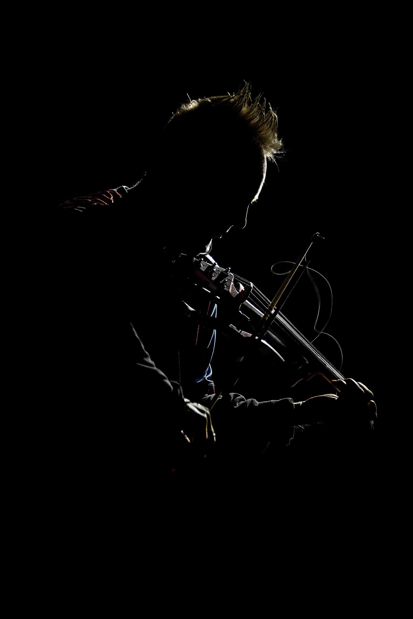 Nigel Kennedy, fot.Maciej Drewniak