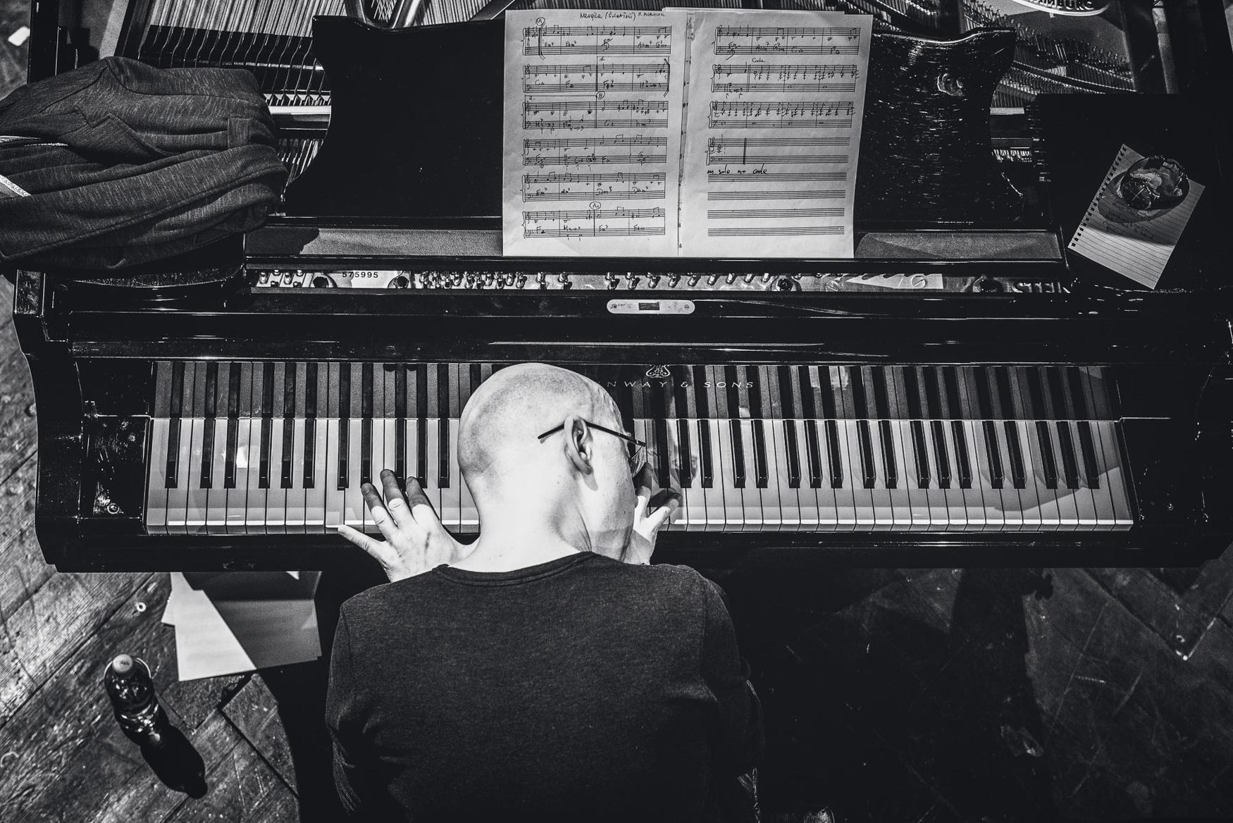 Marcin Wasilewski, fot. Maciej Kanik