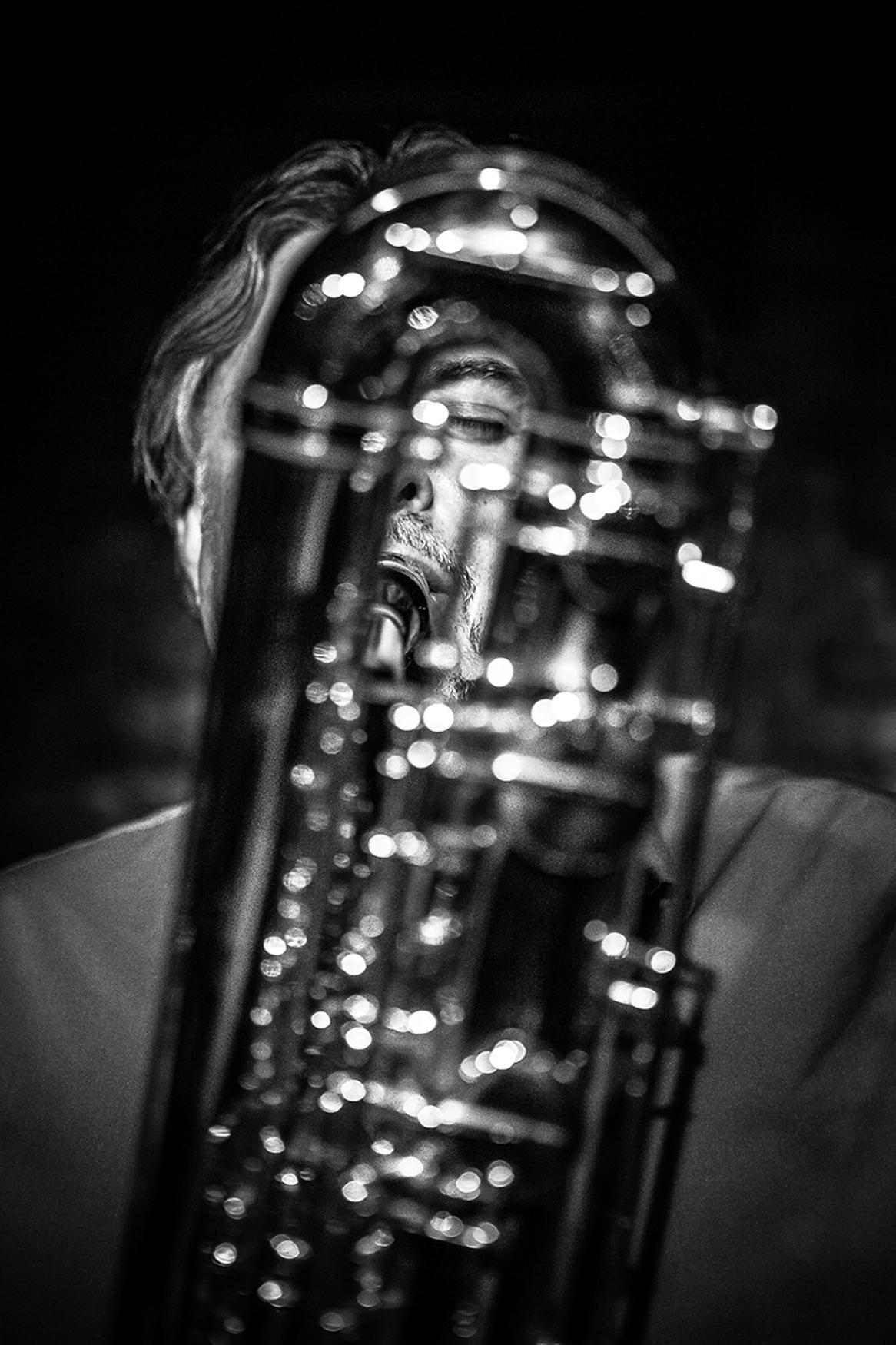 Tony Malaby, fot. Sławek Przerwa