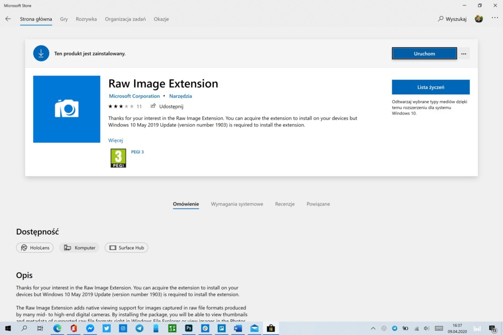 windows 10 pliki linuxa