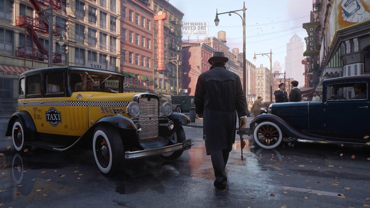 Pierwsza Mafia doczeka się przepięknego remake'u. Gra wygląda rewelacyjnie