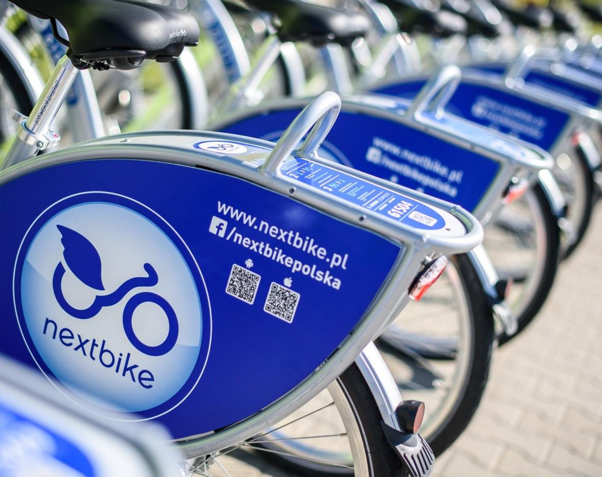 Koronawirus wykańcza rowery miejskie. Nextbike Polska zgłasza wniosek o upadłość