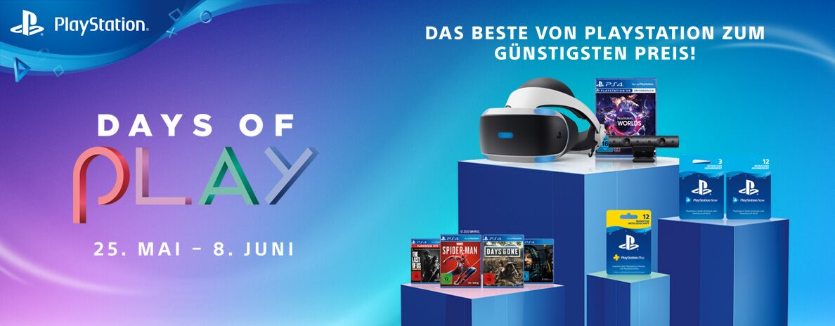 Playstation-Days-of-Play 2020 promocje