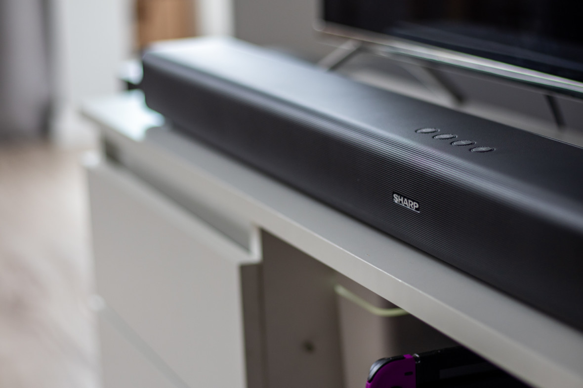Sharp HT-SBW800 otwiera świat Dolby Atmos za małe pieniądze. To może być sprzedażowy hit w Polsce – recenzja
