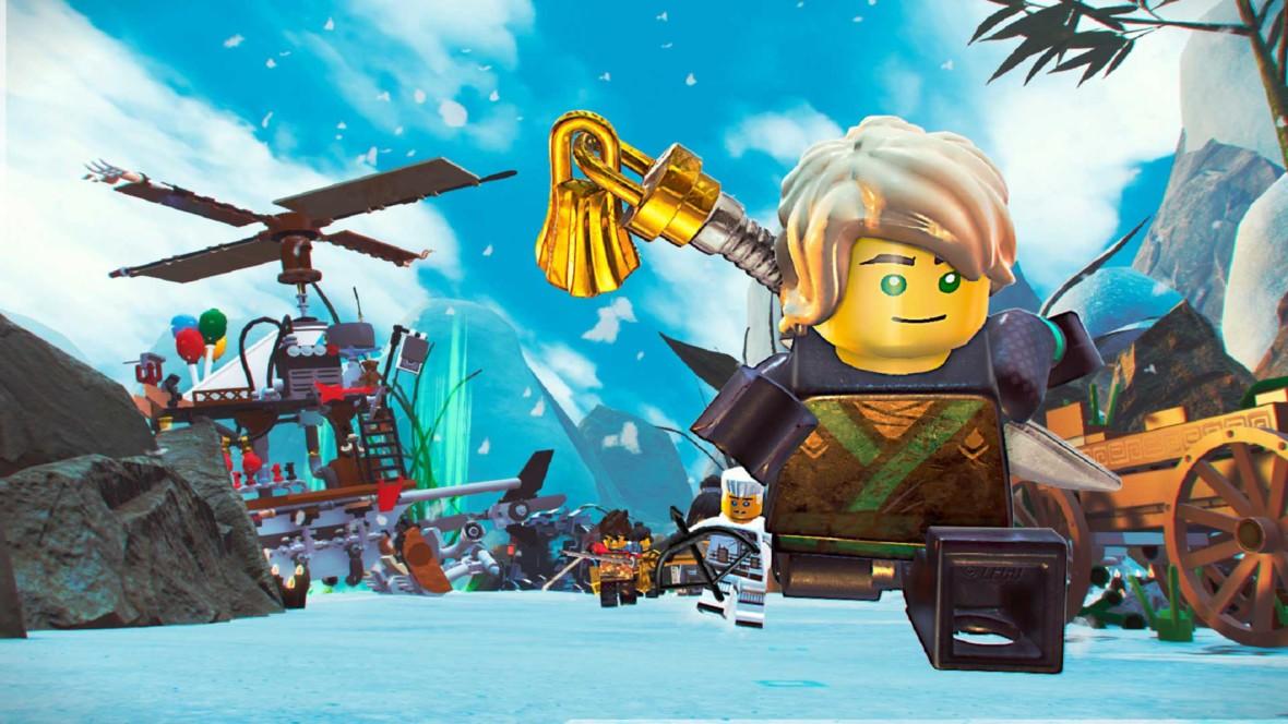 The LEGO Ninjago Movie Video Game za darmo na zawsze dla PlayStation 4, Xboksa One i PC