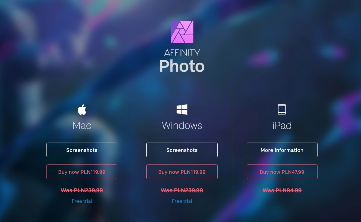 Chcesz nauczyć się programów Affinity? Rusza miesiąc darmowych tutoriali