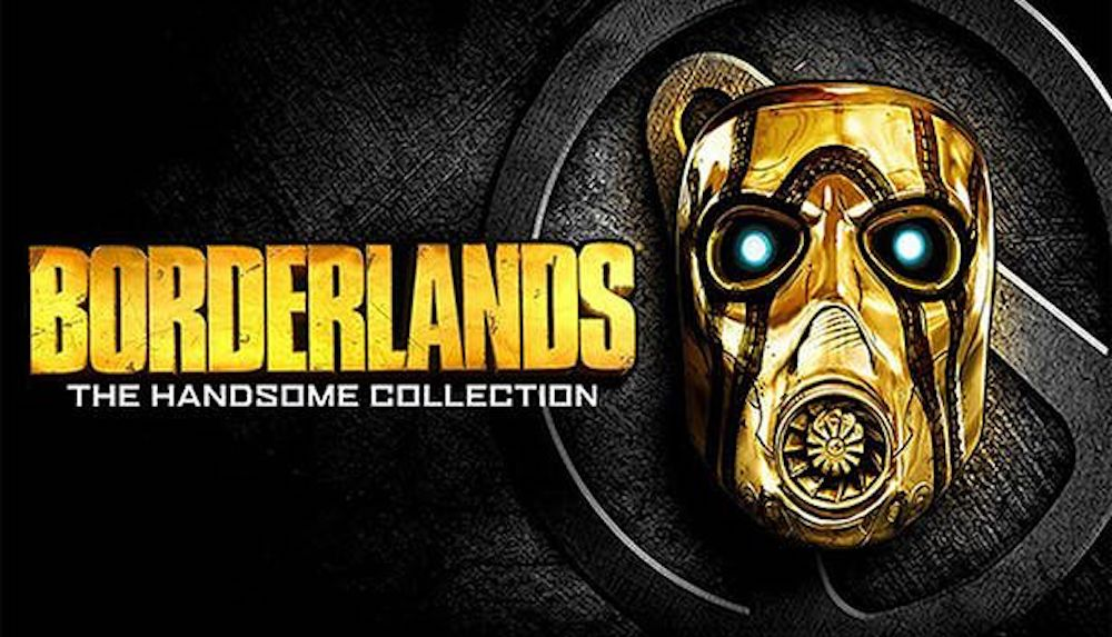 borderlands the handsome collection epic games za darmo