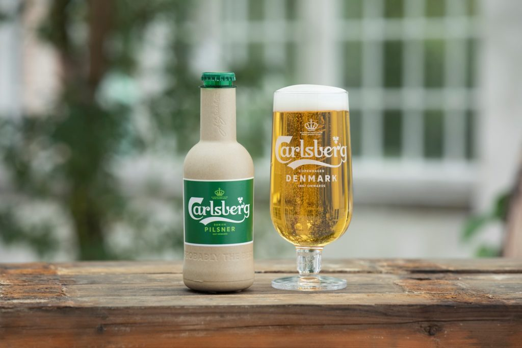 Zrobili butelki z biodegradowalnego tworzywa. Coca-Cola, Danone i Carlsberg ustawili się w kolejce